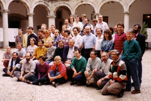 Group photograph, 1992
